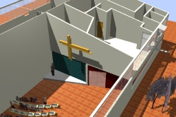 Design proposal for church