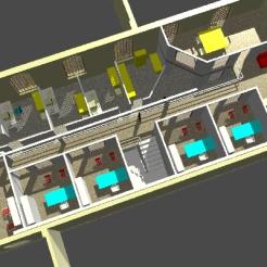upper floor design proposal